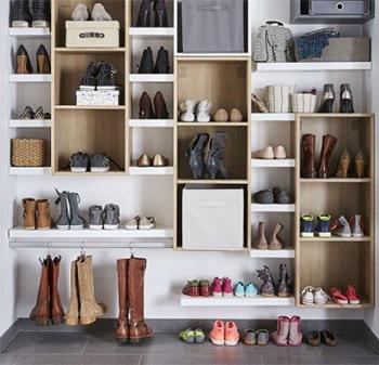am nagement des placards. Black Bedroom Furniture Sets. Home Design Ideas